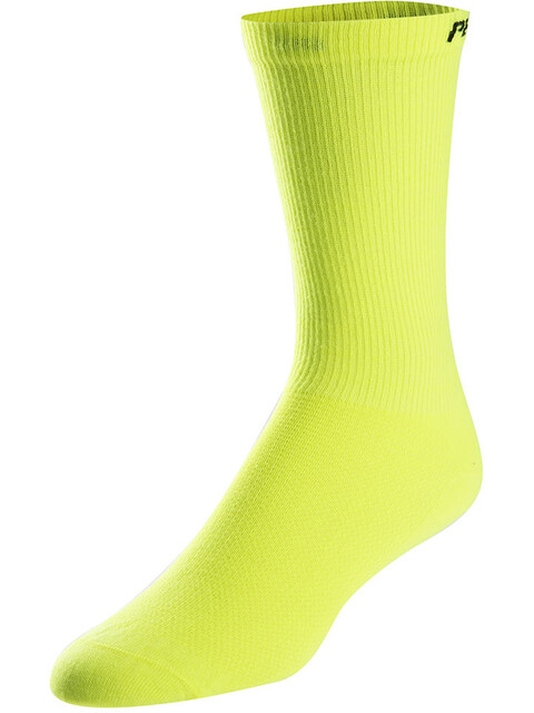 PEARL iZUMi Attack Tall Socks Unisex Screaming Yellow